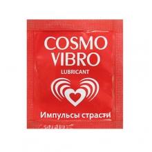 "Лубрикант-""жидкий вибратор"" ''COSMO VIBRO'' саше-пакет, 3г"