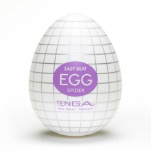Мастурбатор Tenga Egg, стимулятор яйцо, Spider