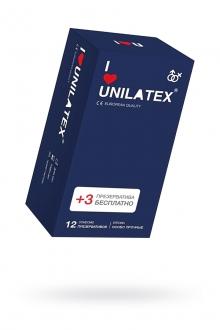 Презервативы  UNILATEX EXTRA STRONG №12, особо прочные, гладкие