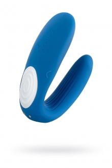 Стимулятор для пар SATISFYER PARTNER WHALE, синий